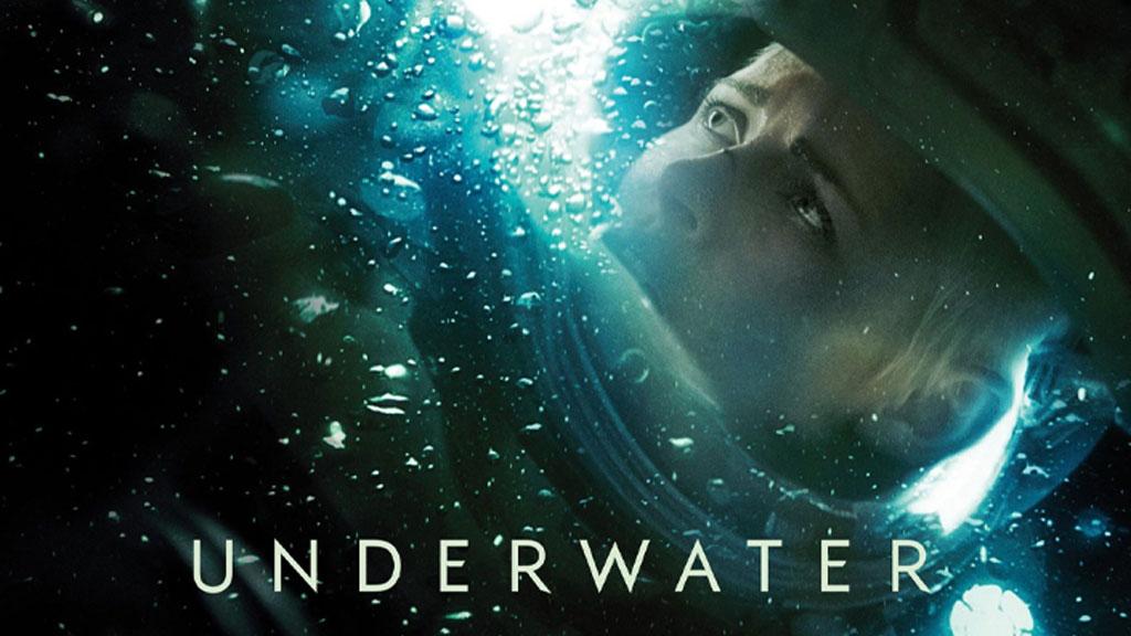 دانلود فیلم زیر آب با دوبله فارسی Underwater 2020 BluRay