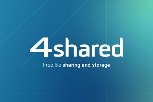 دانلود اپلیکیشن فورشیرد 4shared v4.15.0