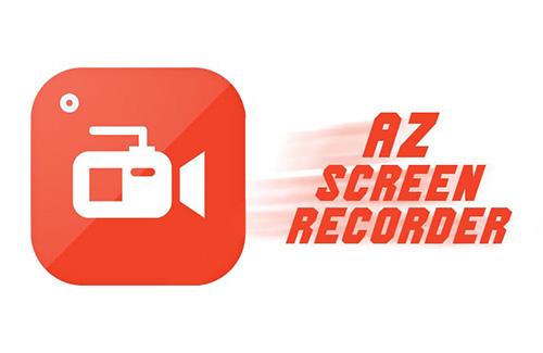 ضبط فیلم از صفحه نمایش با اپلیکیشن AZ Screen Recorder 5.7.2