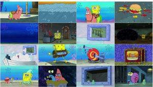 دانلود انیمیشن باب اسفنجی باب سوارکار SpongeBob: Bob the Rider