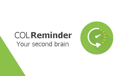 دانلود اپلیکیشن یادآور هوشمند COL Reminder 3.6.4