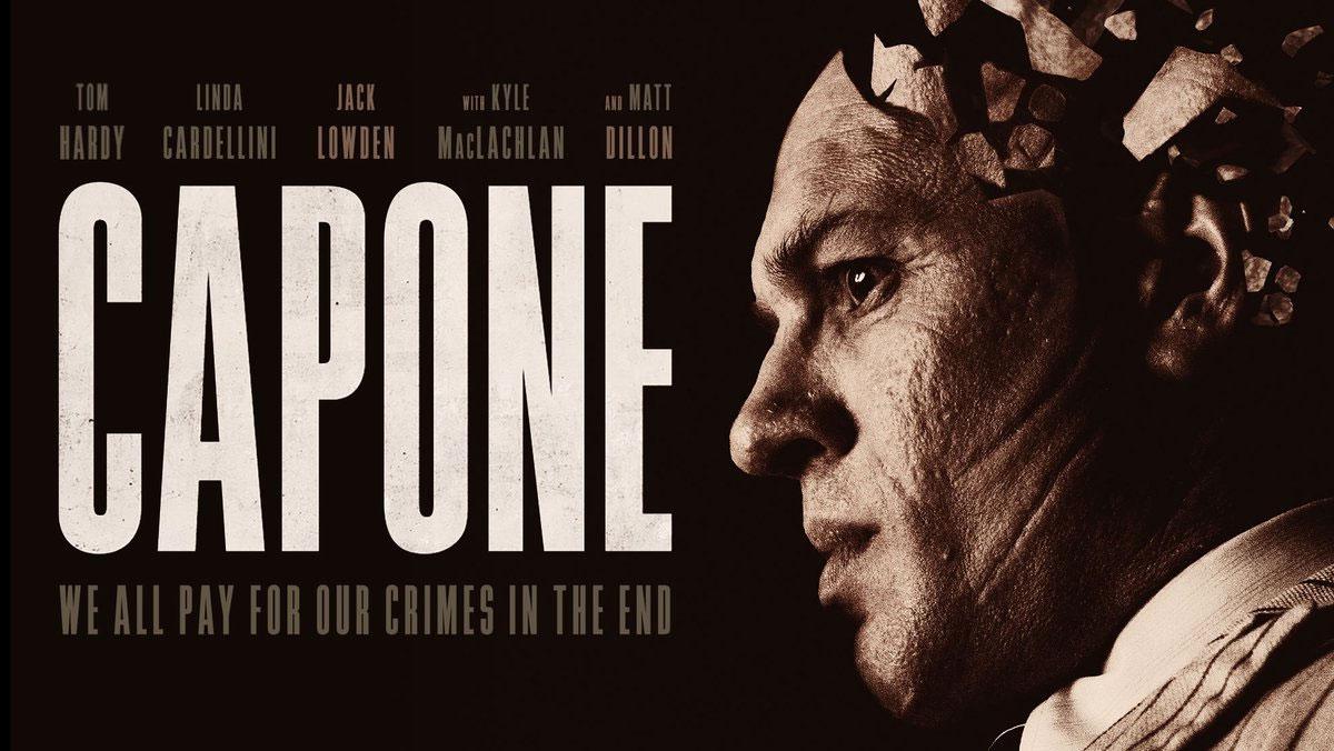 دانلود فیلم کاپون با دوبله فارسی Capone 2020 BluRay