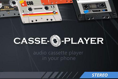 دانلود موزیک پلیر Casse-o-player 3.0.9