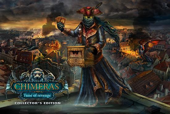 دانلود بازی Chimeras: Tune of Revenge Collector's Edition