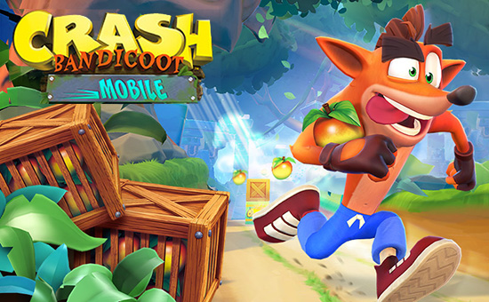 دانلود بازی Crash Bandicoot Mobile v0.1.1279