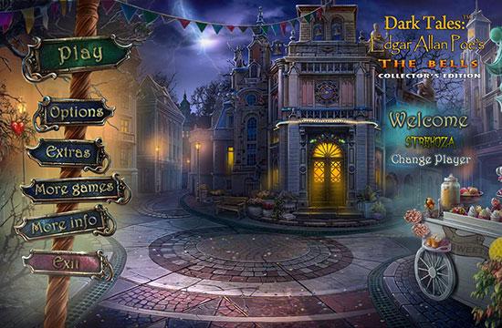 دانلود بازی Dark Tales 17: Edgar Allan Poe's The Bells Collector's Edition