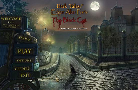 دانلود بازی Dark Tales 2: Edgar Allan Poe's The Black Cat Collector's Edition