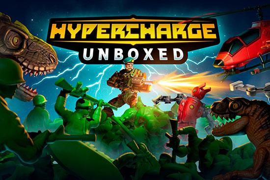 دانلود بازی HYPERCHARGE: Unboxed