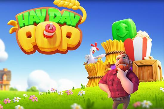 دانلود بازی آنلاین Hay Day Pop 0.1353