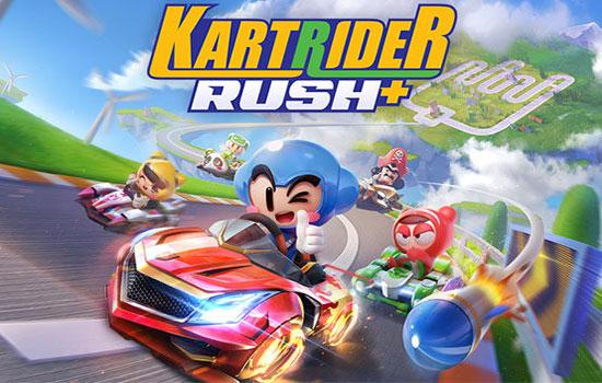 دانلود بازی آنلاین KartRider Rush+ 1.0.8