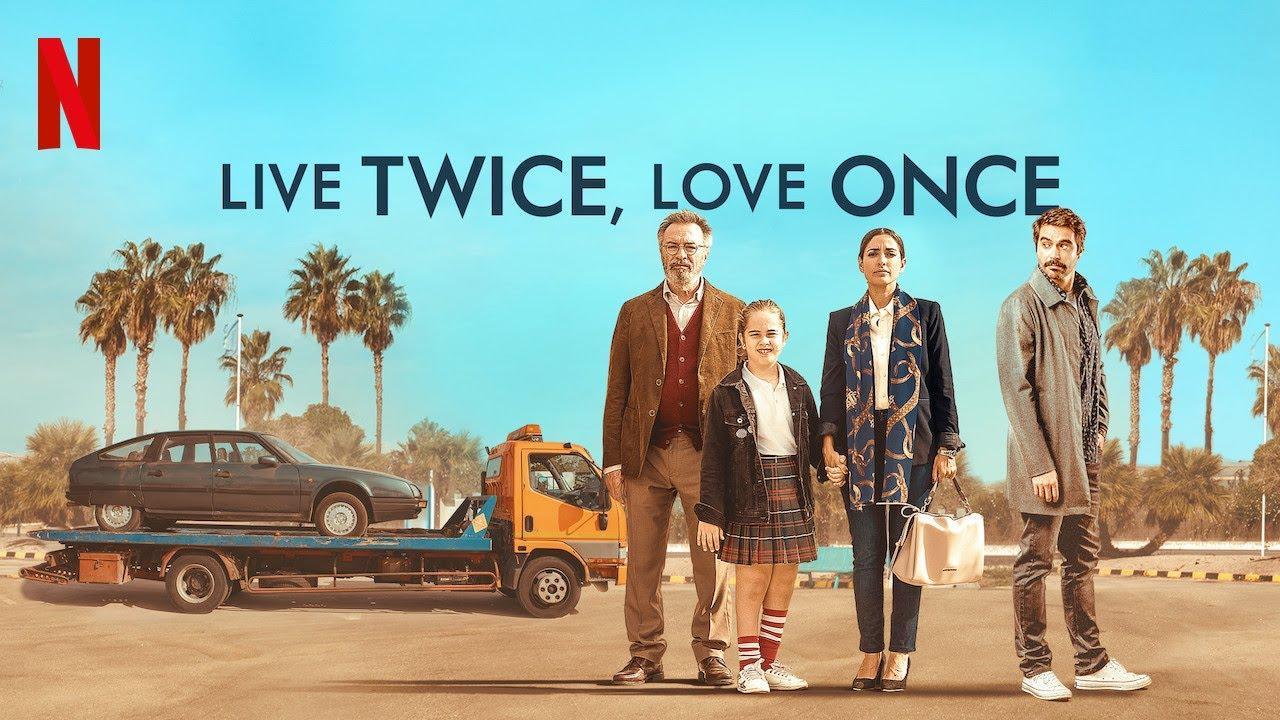 دانلود فیلم دو بار زندگی کن یک بار عاشق شو Live Twice, Love Once 2019