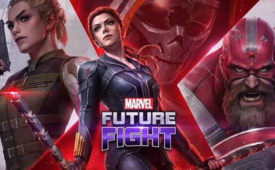 دانلود بازی آنلاین MARVEL Future Fight 6.0.1