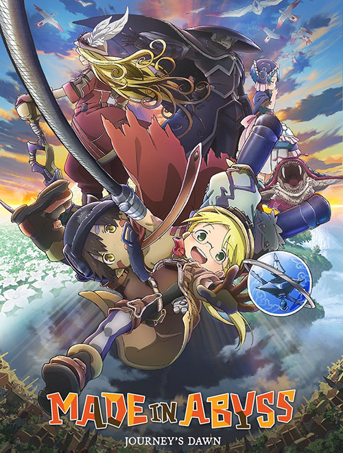 دانلود انیمیشن Made in Abyss: Journey's Dawn 2019