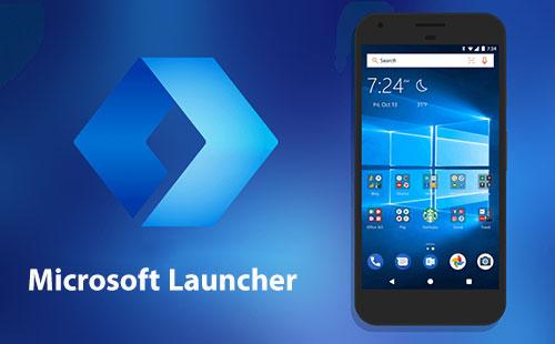 دانلود لانچر مایکروسافت Microsoft Launcher 5.11.5.56362