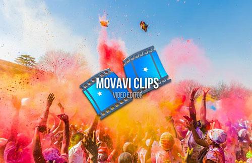 دانلود اپلیکیشن ویرایشگر ویدئو Movavi Clips v4.1.0