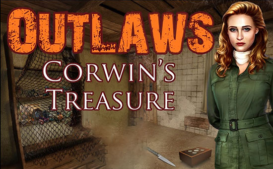 دانلود بازی Outlaws: Corwin's Treasure Final