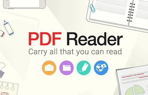 مدیریت فایل های پی دی اف با اپلیکیشن PDF Reader 3.25.6