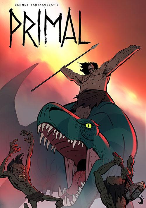 دانلود انیمیشن Primal: Tales of Savagery 2019