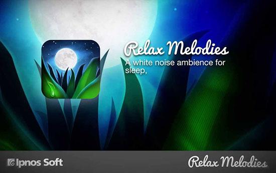 اپلیکیشن مجموعه ملودی های آرامش بخش Relax Melodies 10.5.2