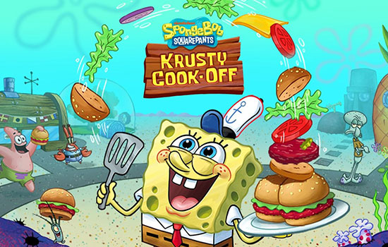 دانلود بازی SpongeBob: Krusty Cook-Off v1.0.15