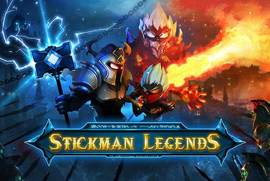 دانلود بازی Stickman Legends 2.4.55