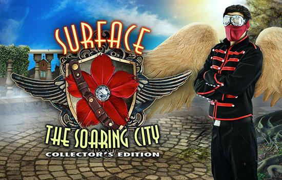 دانلود بازی Surface 3: The Soaring City Collector's Edition