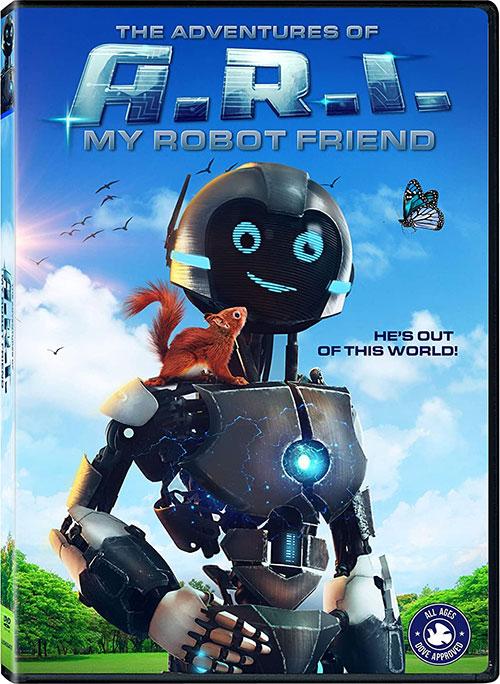دانلود دوبله فارسی فیلم The Adventure of A.R.I.: My Robot Friend 2020