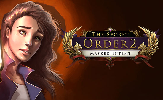 دانلود بازی The Secret Order 2: Masked Intent Collector's Edition