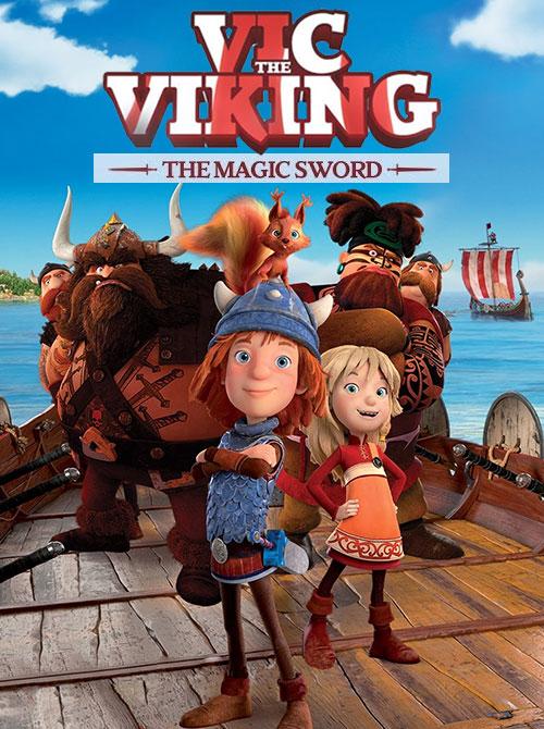 ویک وایکینگ و شمشیر جادویی Vic the Viking and the Magic Sword 2019