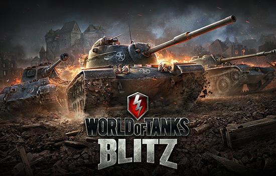 دانلود بازی آنلاین World of Tanks Blitz 6.10.0.541