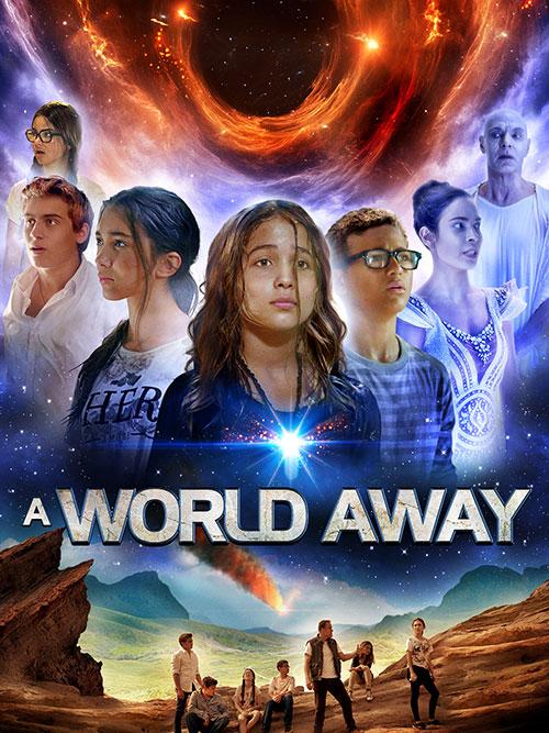 دانلود فیلم یک دنیای دور با دوبله فارسی A World Away 2019