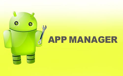 مدیریت برنامه ها با اپلیکیشن App Manager 4.98