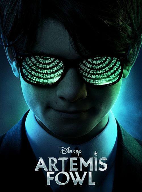 دانلود فیلم آرتمیس فاول با دوبله فارسی Artemis Fowl 2020