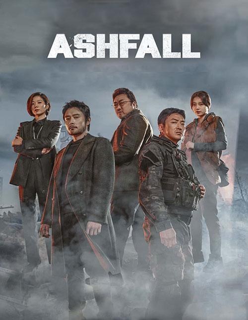 دانلود فیلم باران خاکستری با دوبله فارسی Ashfall 2019