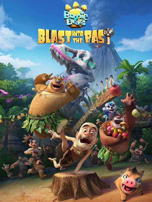 دانلود انیمیشن Boonie Bears: Blast Into the Past 2019