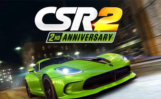 دانلود بازی CSR Racing 2 v2.12.1