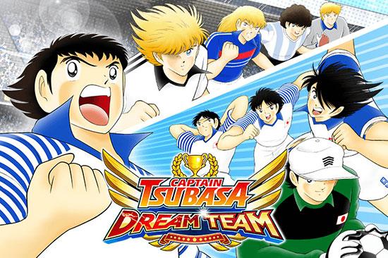 دانلود بازی آنلاین Captain Tsubasa: Dream Team 3.3.1