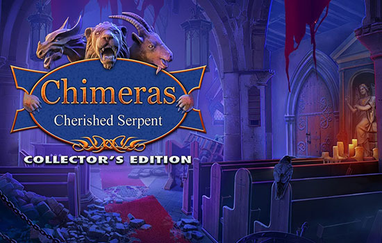 دانلود بازی Chimeras 11: Cherished Serpent Collector's Edition