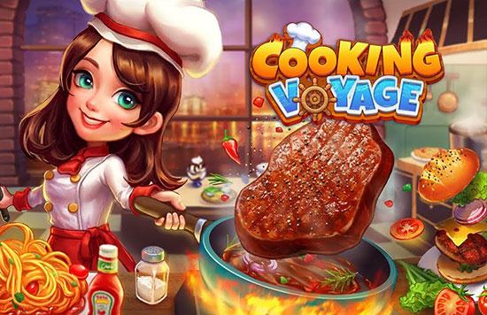 دانلود بازی Cooking Voyage v1.1.7