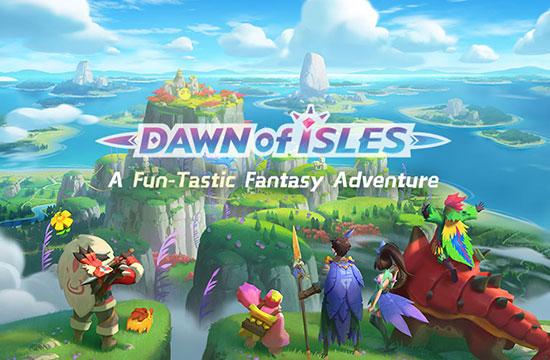 دانلود بازی آنلاین Dawn of Isles 1.0.13