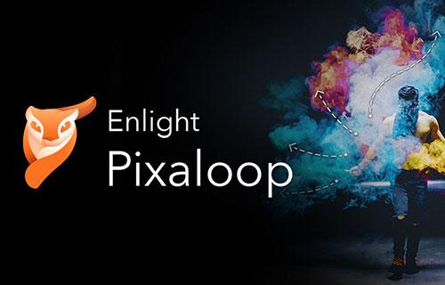 تبدیل عکس به انیمیشن با اپلیکیشن Enlight Pixaloop 1.2.9