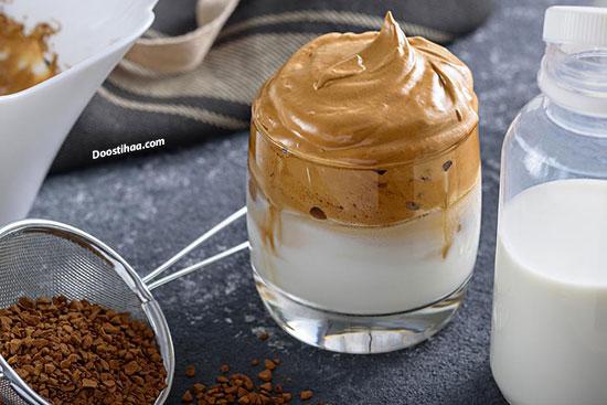 طرز تهیه و آماده سازی قهوه دالگونا