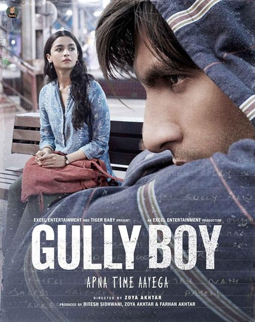دانلود فیلم پسر خیابان با دوبله فارسی Gully Boy 2019