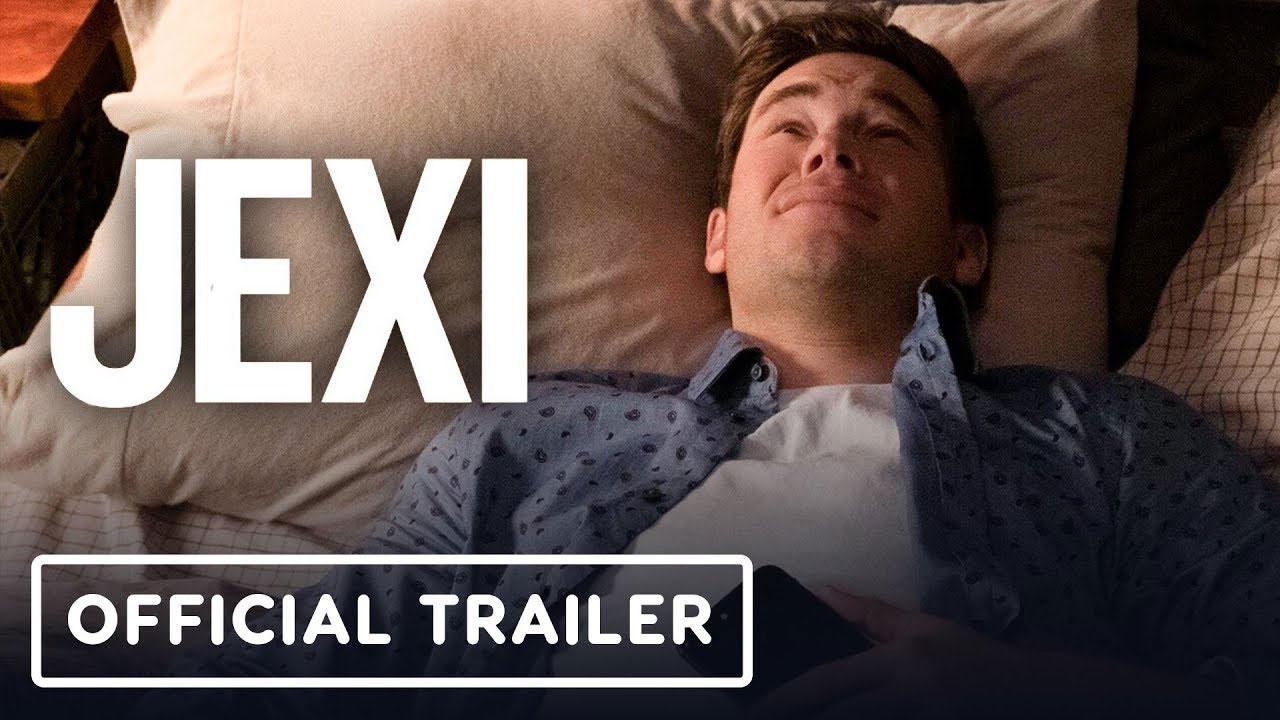 دانلود فیلم جکسی با دوبله فارسی Jexi 2019