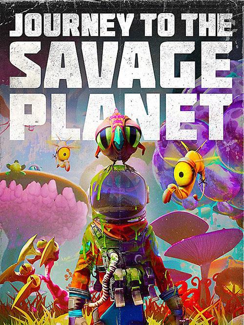 دانلود بازی Journey to the Savage Planet