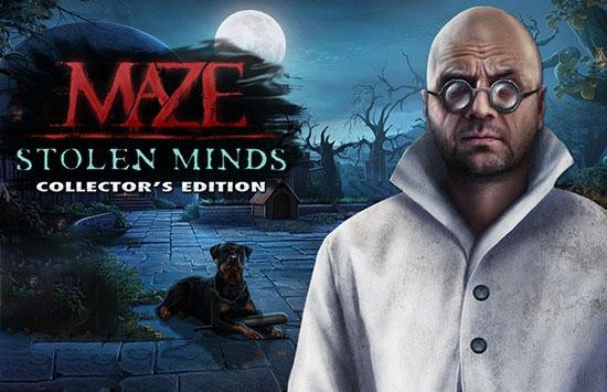 دانلود بازی Maze 4: Stolen Minds Collector's Edition