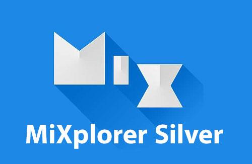 دانلود فایل منیجر MiXplorer Silver 6.46.3