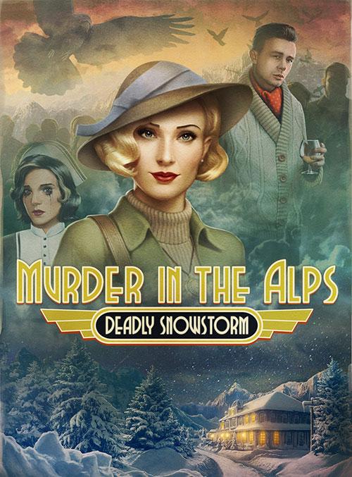 دانلود بازی آنلاین Murder in the Alps 5.0