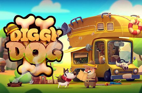 دانلود بازی My Diggy Dog 2 v1.3.1