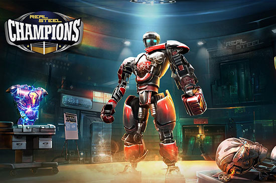 دانلود بازی Real Steel Boxing Champions 2.5.117